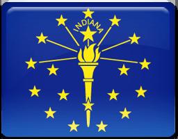 Indiana-Flag