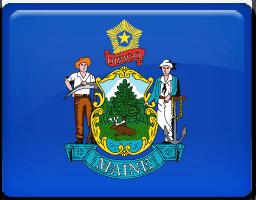 Maine-Flag