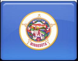 Minnesota-Flag