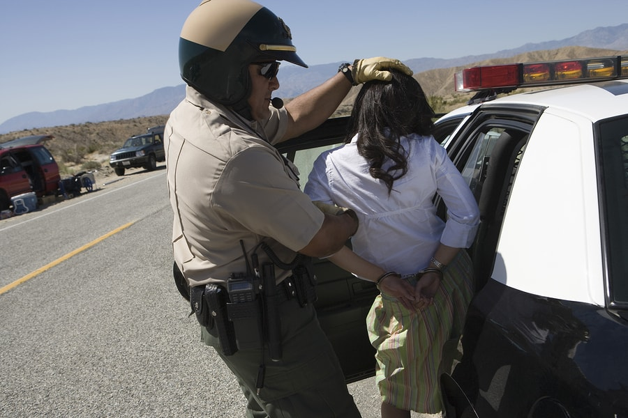 women and dui
