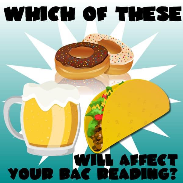 Food BAC Infographic