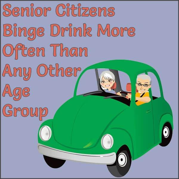 senior binge drink