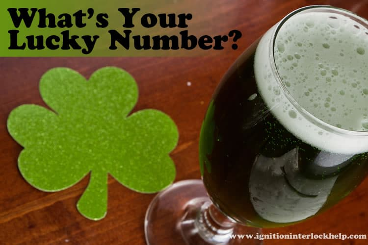 lucky number st pats