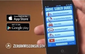 wisconsin drive sober app