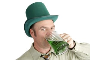 Leprechaun Lesson: Don't Drink and Drive