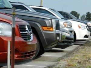 Ignition interlock on a rental car?