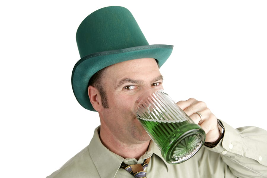 Don't try to beat a DUI, enjoy your St. Patrick's Day with a safe ride home