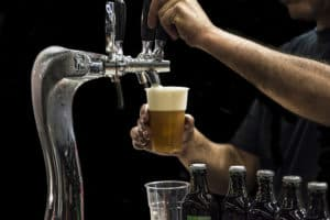 why men drink