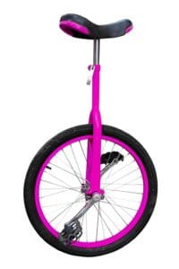 weird dui unicycle